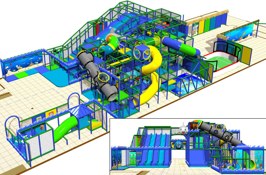 The playhouse san francisco bay area most exciting for Indoor play area for kids