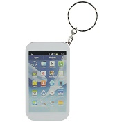 Light-Up Phone Keychain